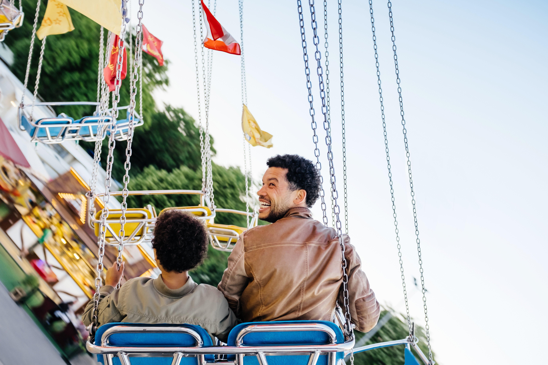 Father & Son - Ride