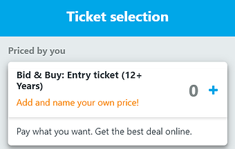 Name Your Own Price just got better