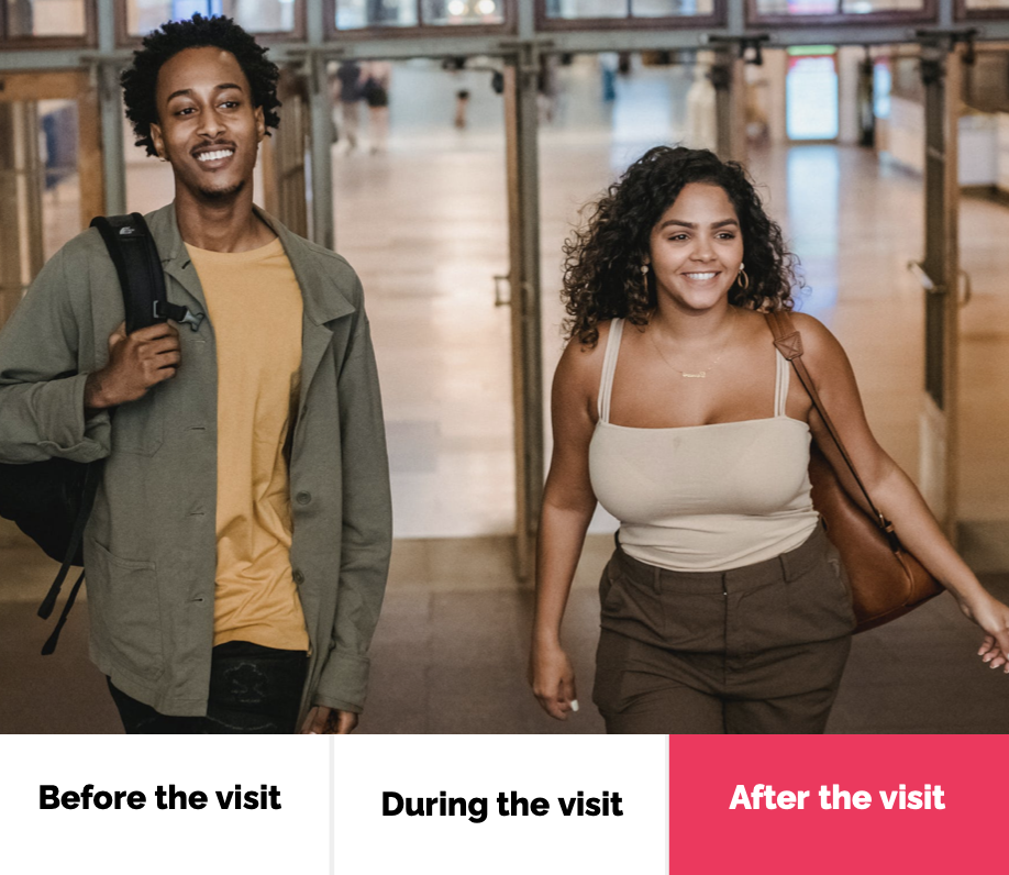 Take your Customer Journey hybrid and extend the visitor experience - after the visit