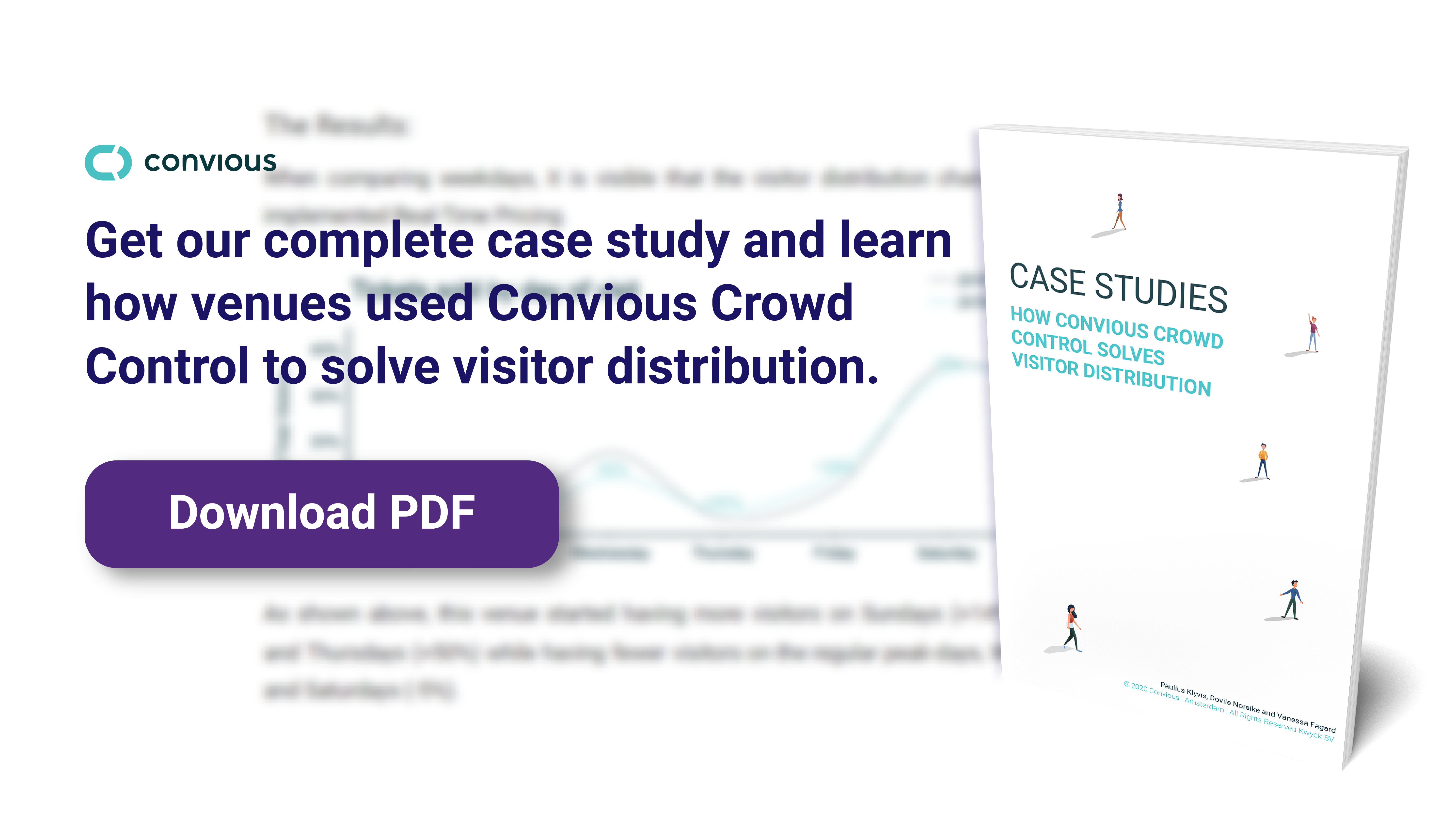 Crowd Control for Leisure - Case Studies