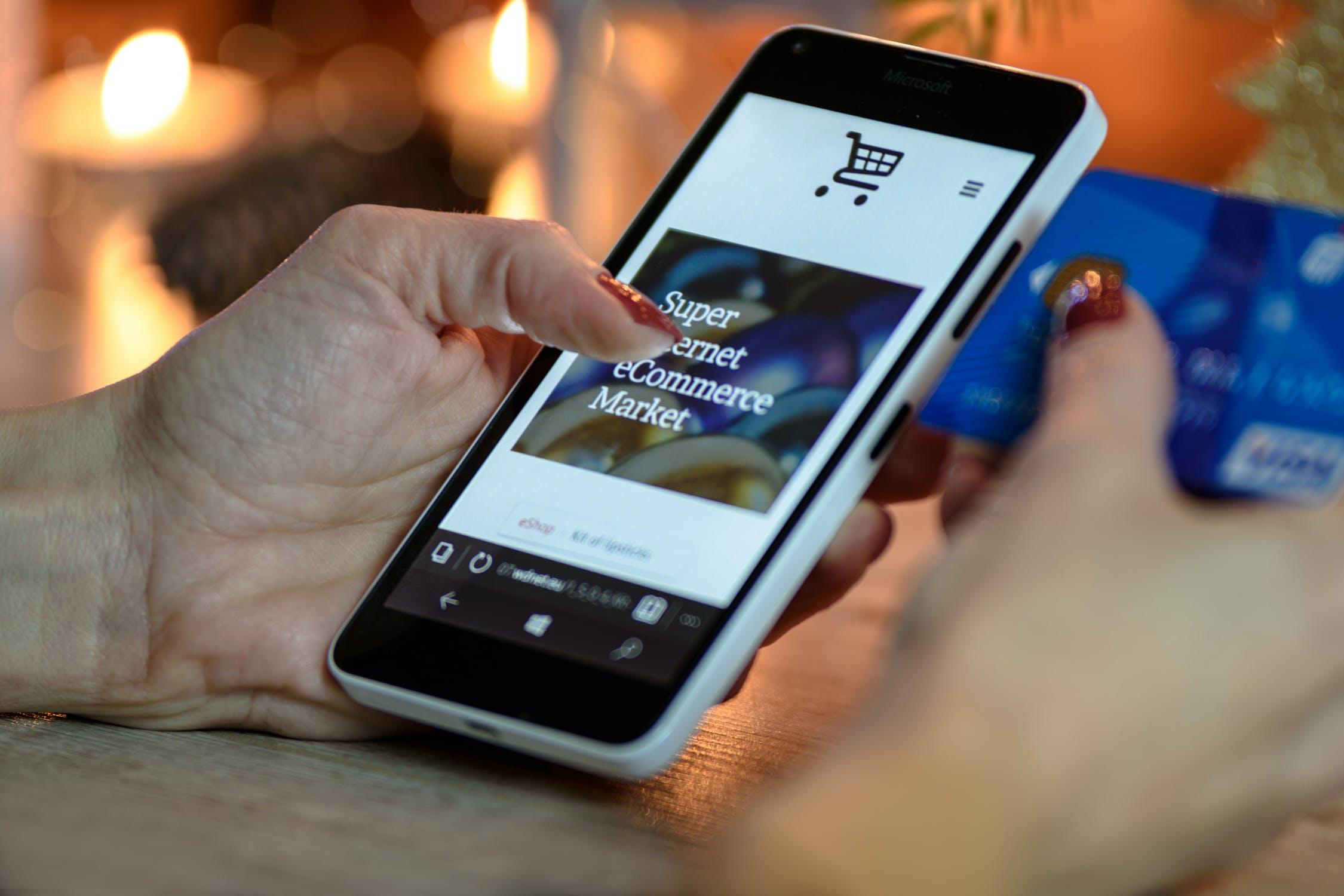 ecommerce phone