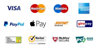 examples of trust logos