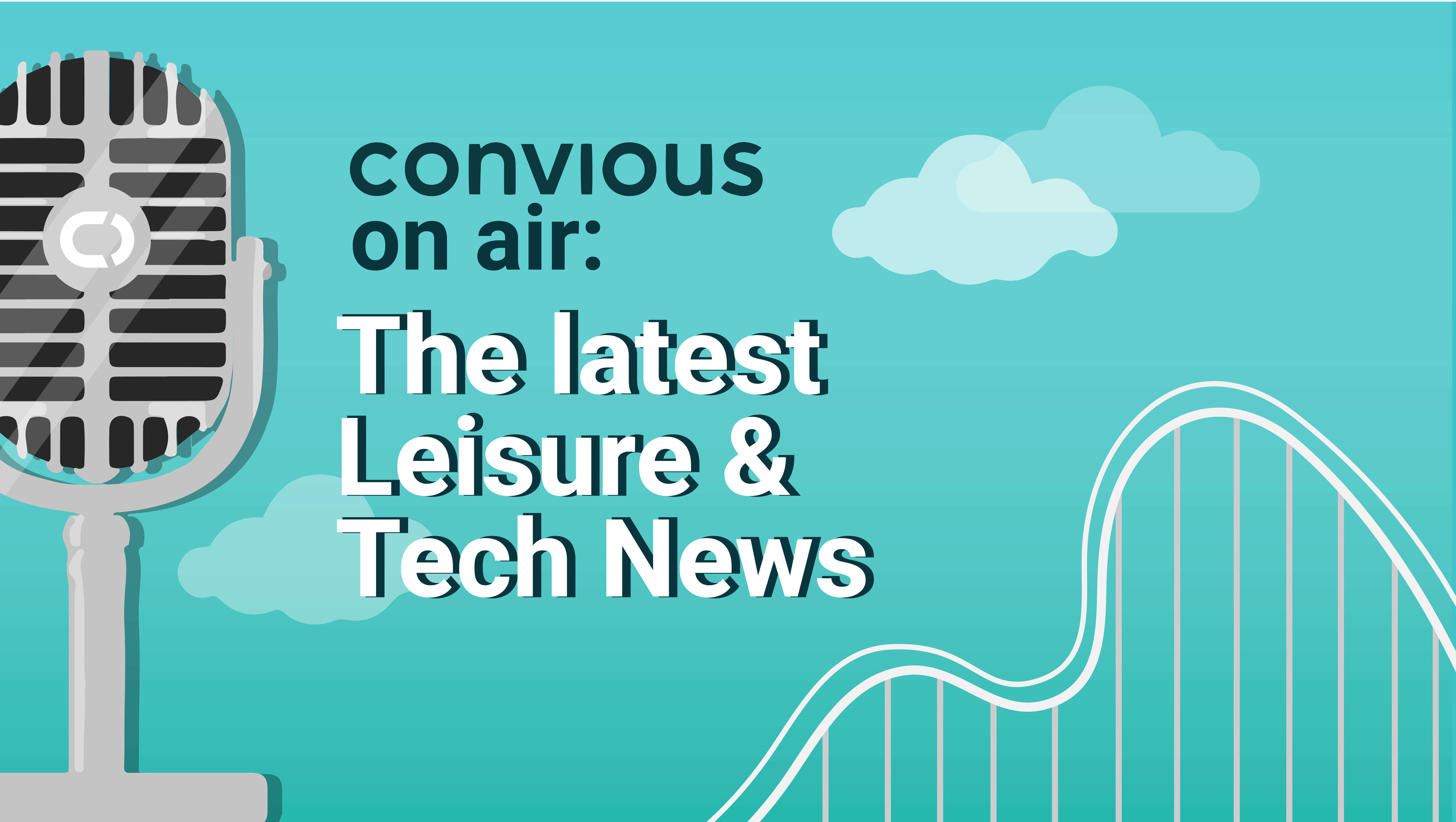 Convious on air: the first episode that brings to you the world of leisure and tech
