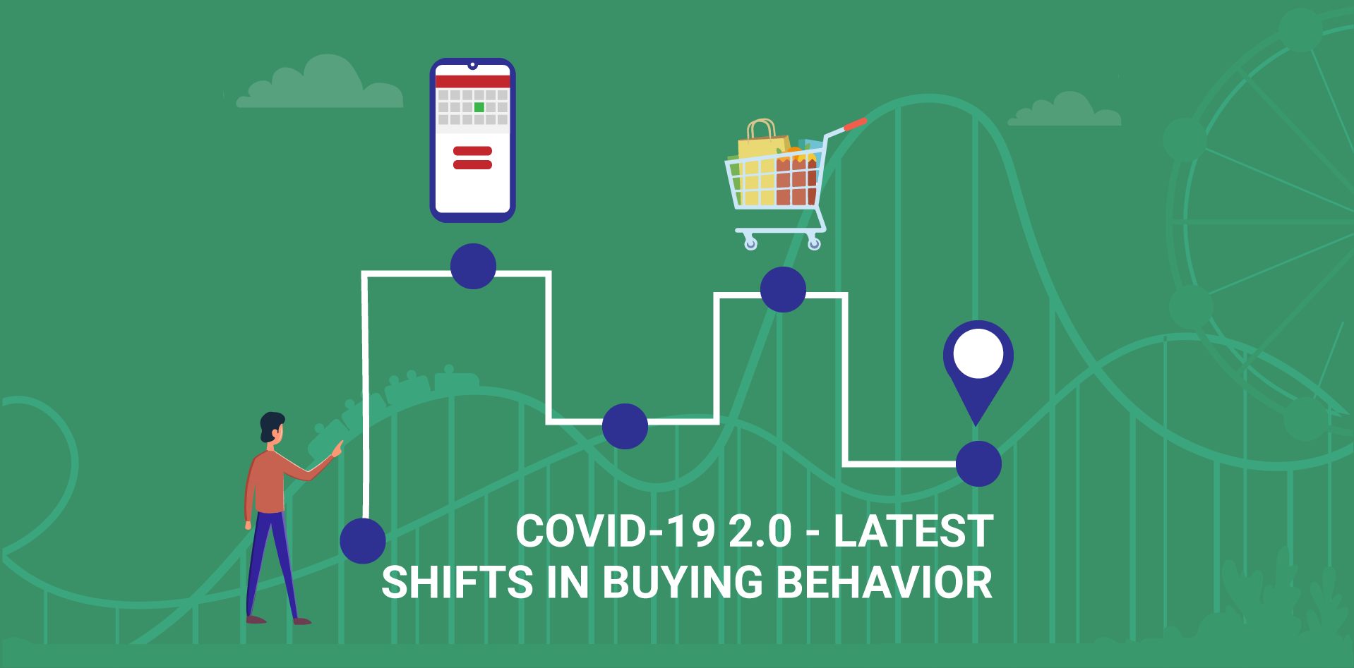 How to adapt your leisure customer journey to the latest shifts in buying behavior due to COVID-19
