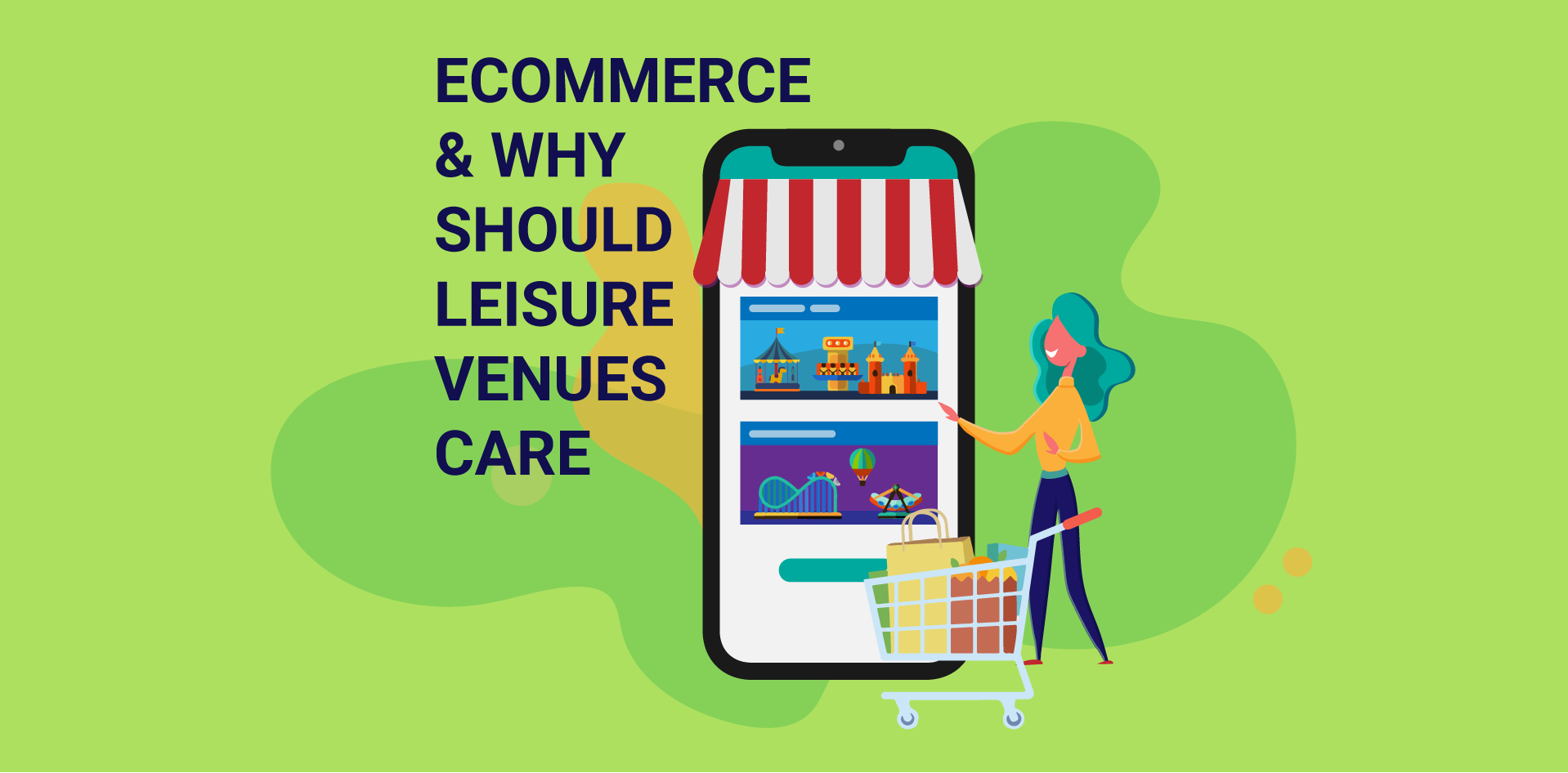 eCommerce tips for leisure venues and attractions