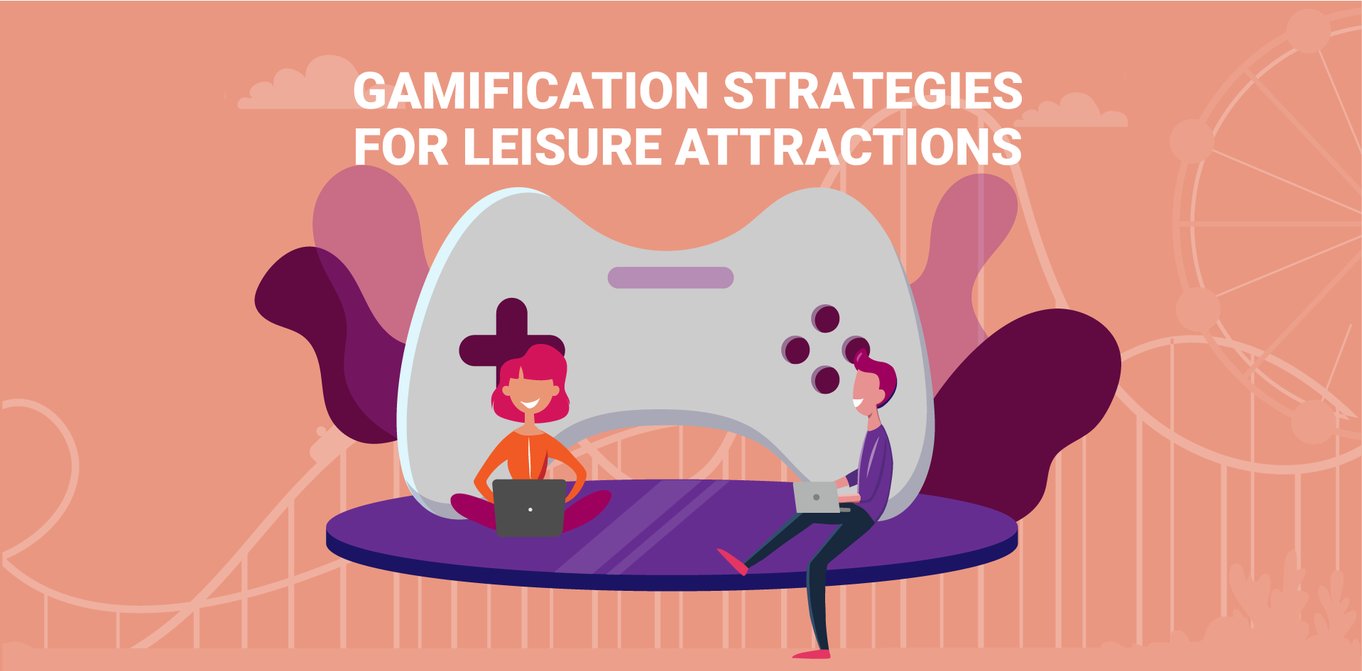 How to implement gamification strategies in your leisure attraction