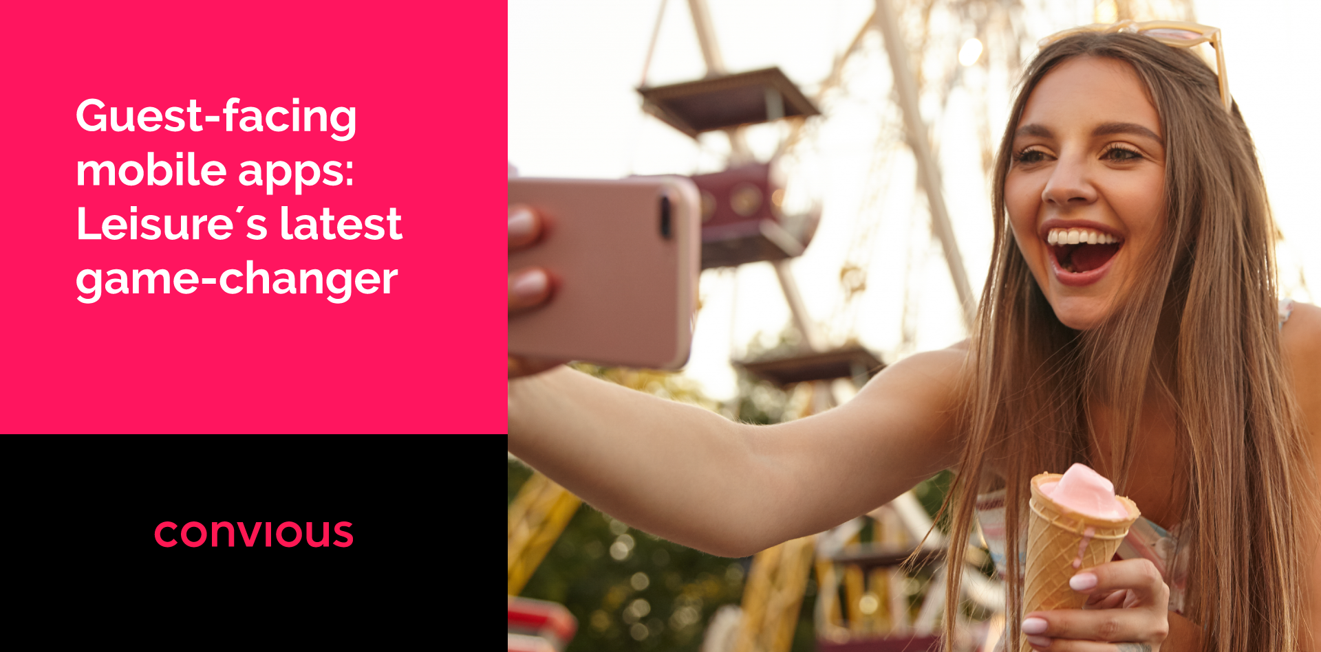 Guest-facing mobile apps: Leisure´s latest game-changer.