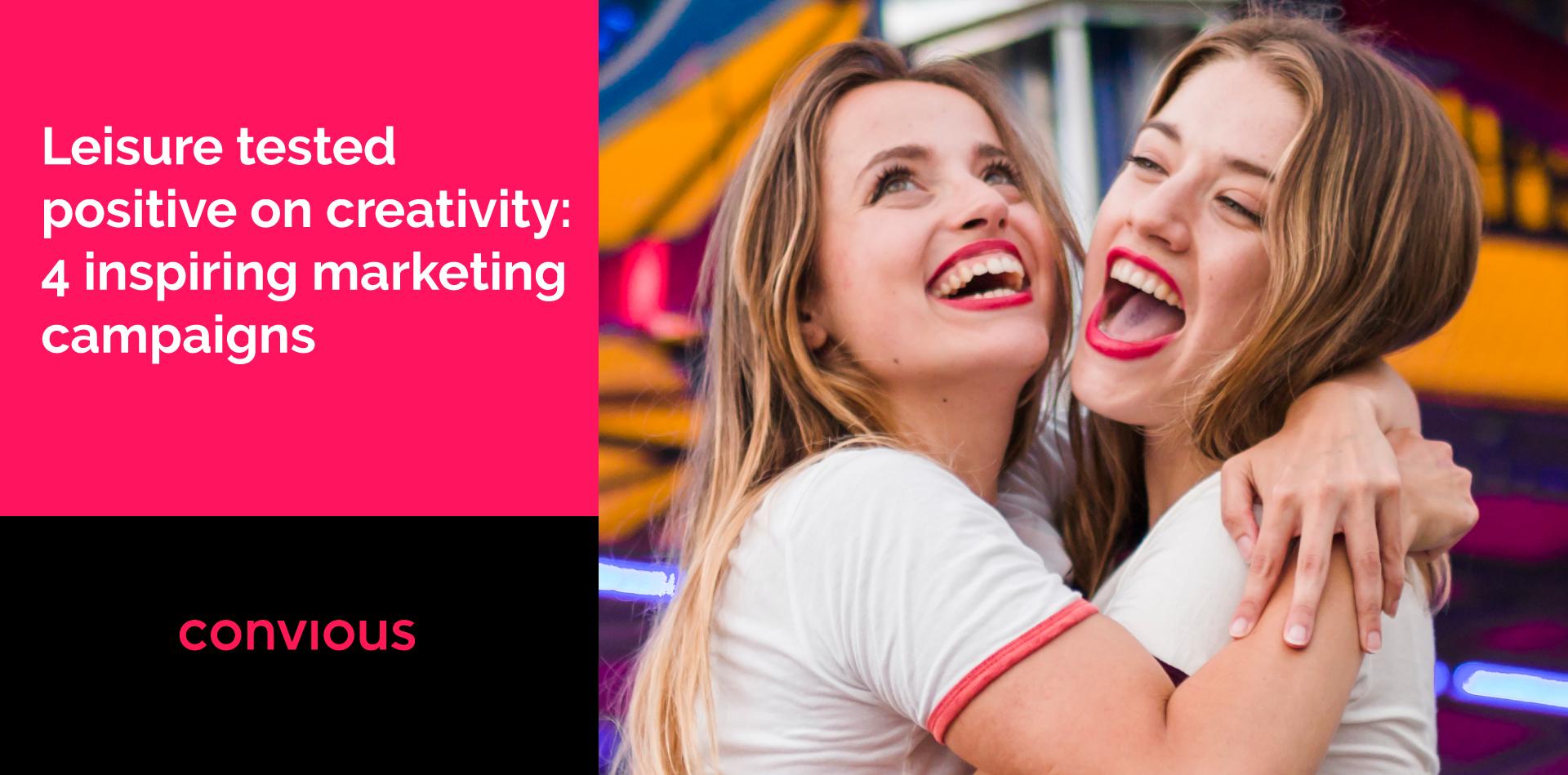 4 inspiring marketing campaigns