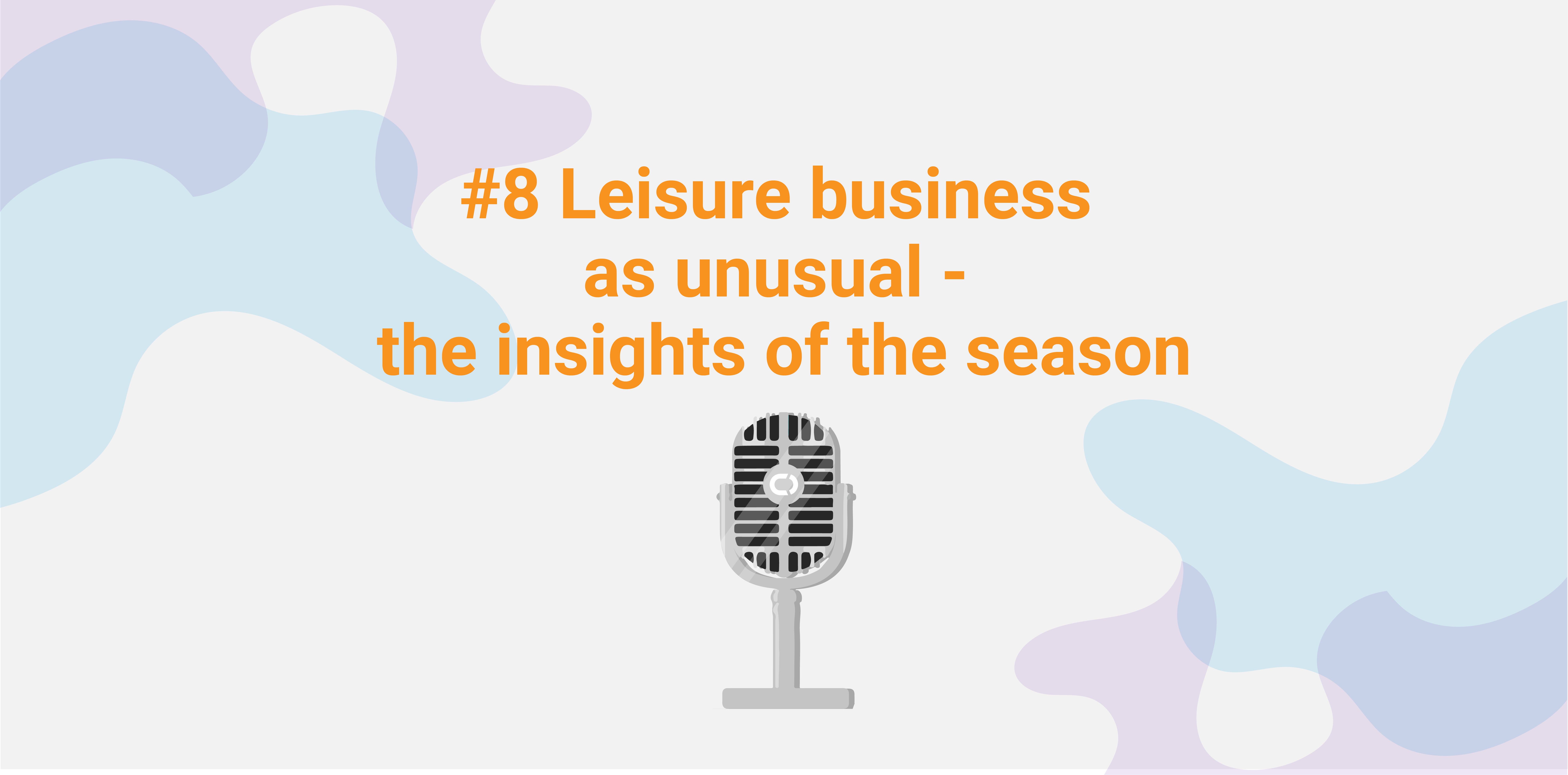 This is the best of Convious on air - the podcast about the exciting world of leisure & tech - all insights from expert talks of an entire season right in one episode