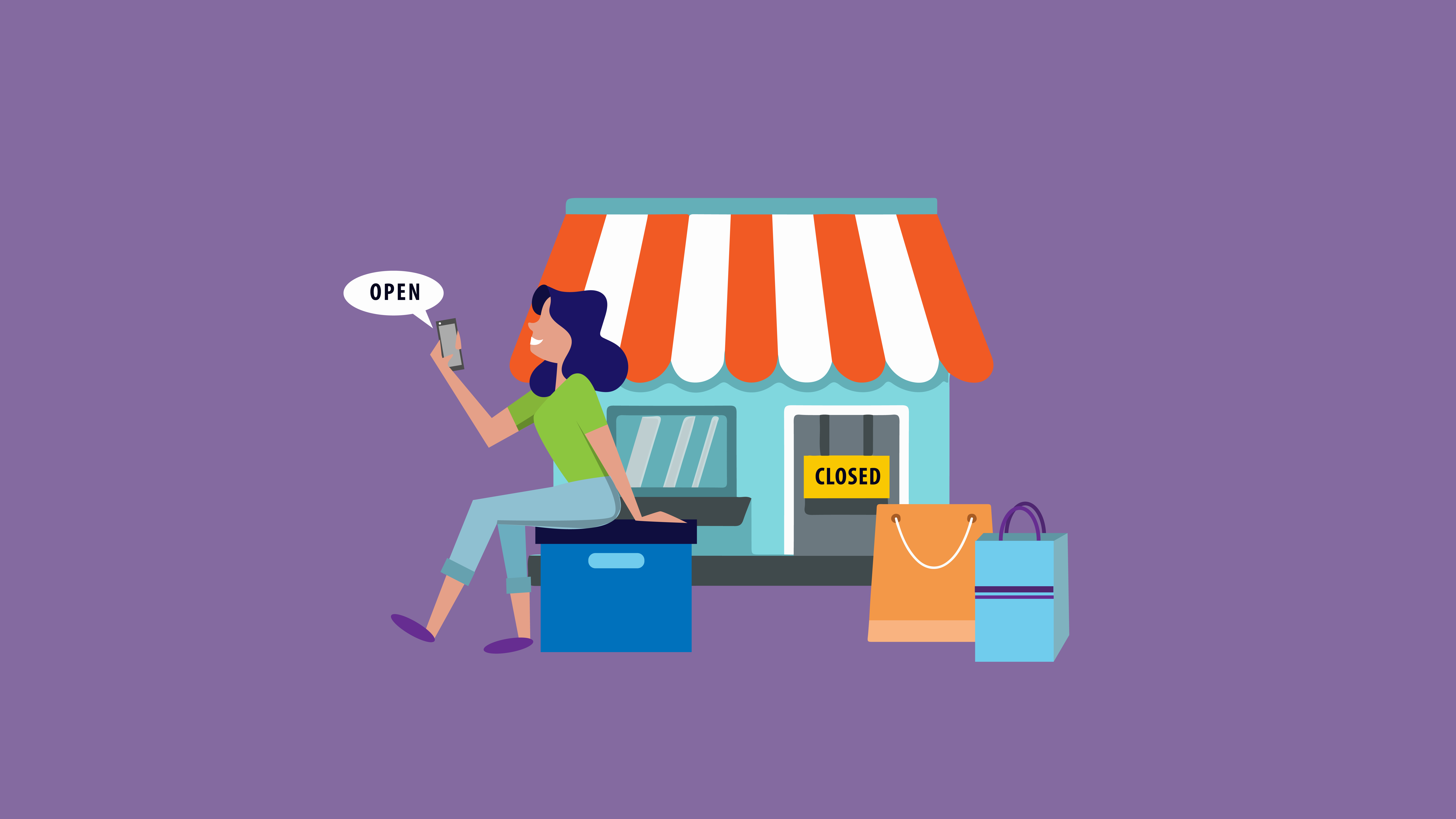 Multichannel selling will help you reduce risks by not relying on one single entity of income or revenue. Combine online and offline to maximize your profits!