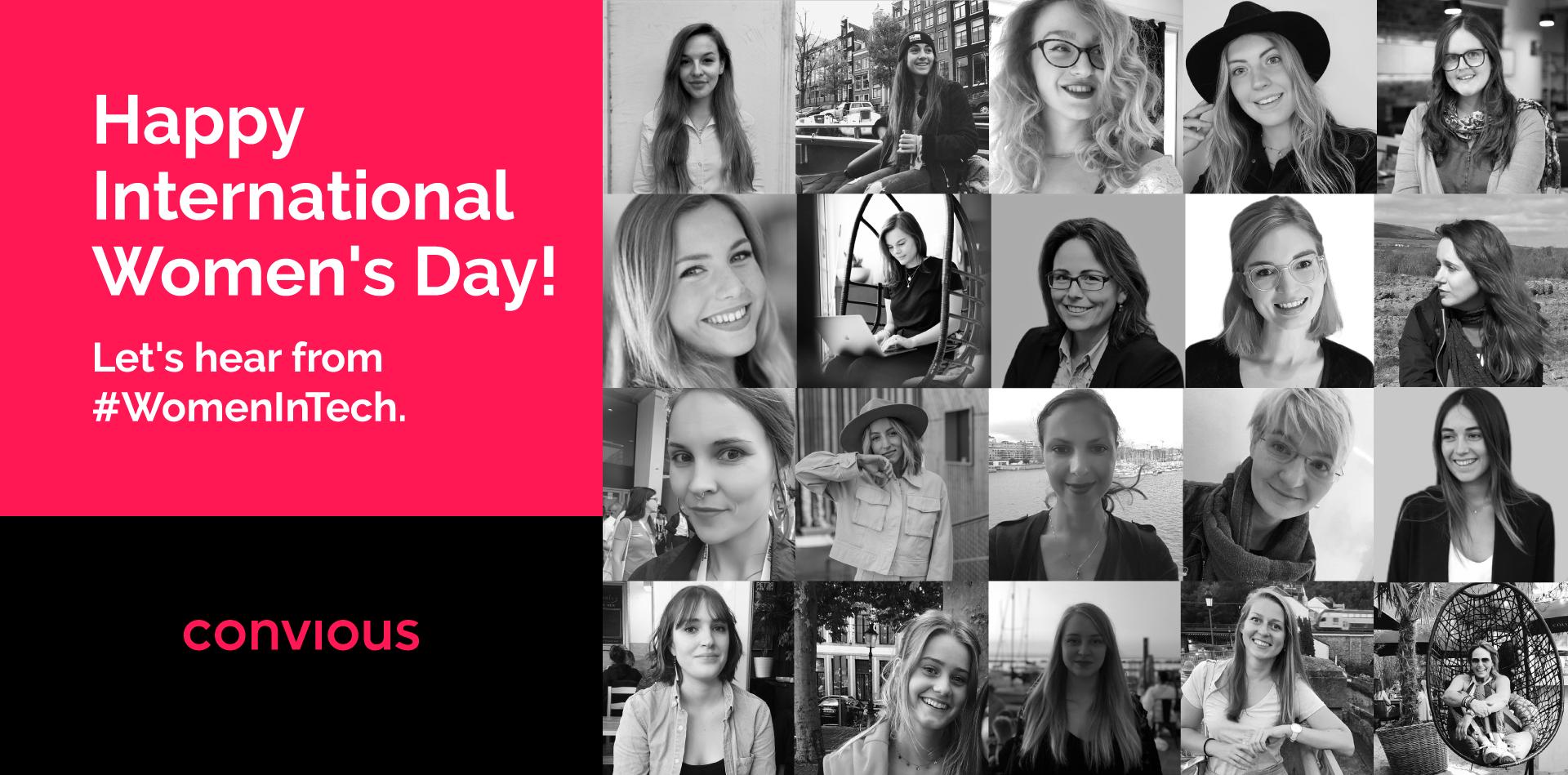 Happy International Women's Day! #WomenInData
