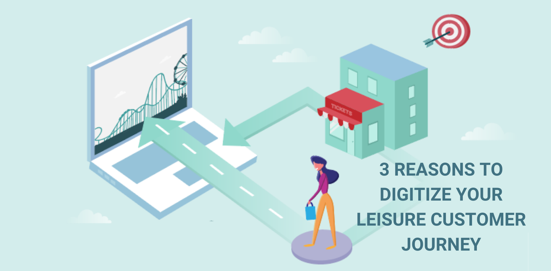 3 reasons to digitize your leisure customer journey